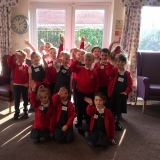 We're back! Children return to Birch Green Care Home