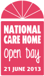 National Care Home Open Day LOGO